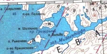 "Петр Симон Паллас - ""Морская карта рассказывает..."": http://pallas.ucoz.ru/index/quot_morskaja_karta_rasskazyvaet_quot/0-6"